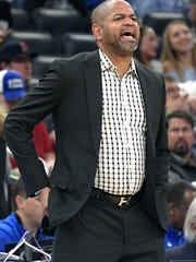 J.B. Bickerstaff will be the first full season as the Grizzlies' head coach.