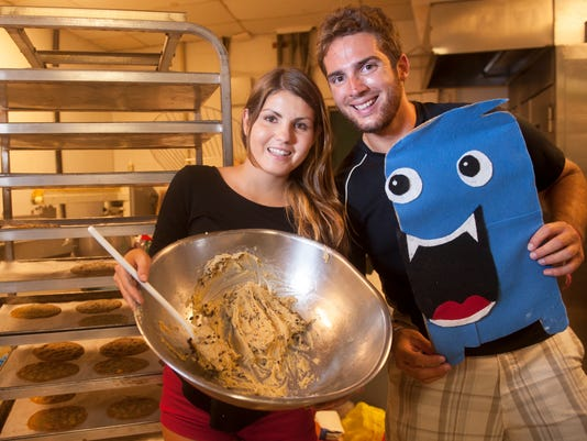Rowan students launch cookie delivery service