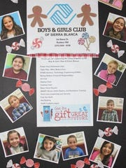 To donate to the Boys & Girls Club of Sierra Blanca,