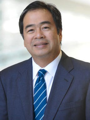 Seton Hall President A. Gabriel Esteban is taking over the top spot at DePaul University in Chicago.