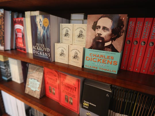 The Newly Refurbished Charles Dickens Museum Prepares To Open