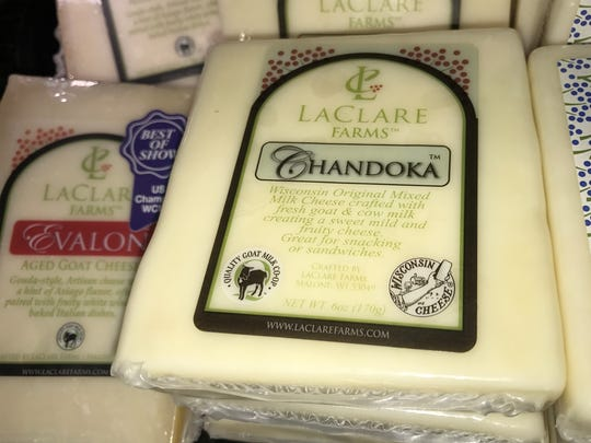 LaClare Farms will move its cave-aged Chandoka-aging program to the Malone facility where the goat farm, restaurant and retail shop is also located. Chandoka made from a blend of cow and goat milk, is one of LaClare's signature cheeses next to Evalon.