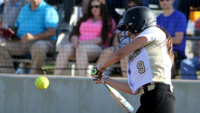 Archer City's Erika Guerra is coming of a strong week that saw her total eight RBI across two games.