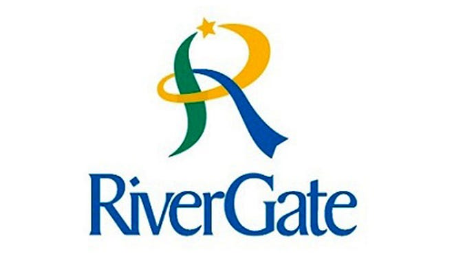 Rivergate Mall logo
