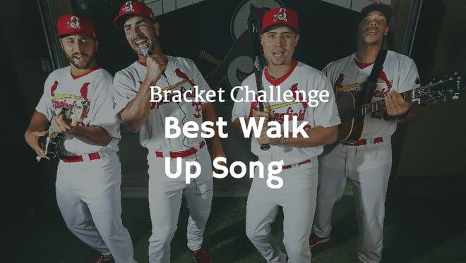 Best Walk Up Song