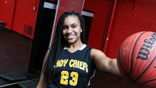 Piscataway's LaNiya Miller is the Home News Tribune's 2017-18 Girls Basketball Player of the Year