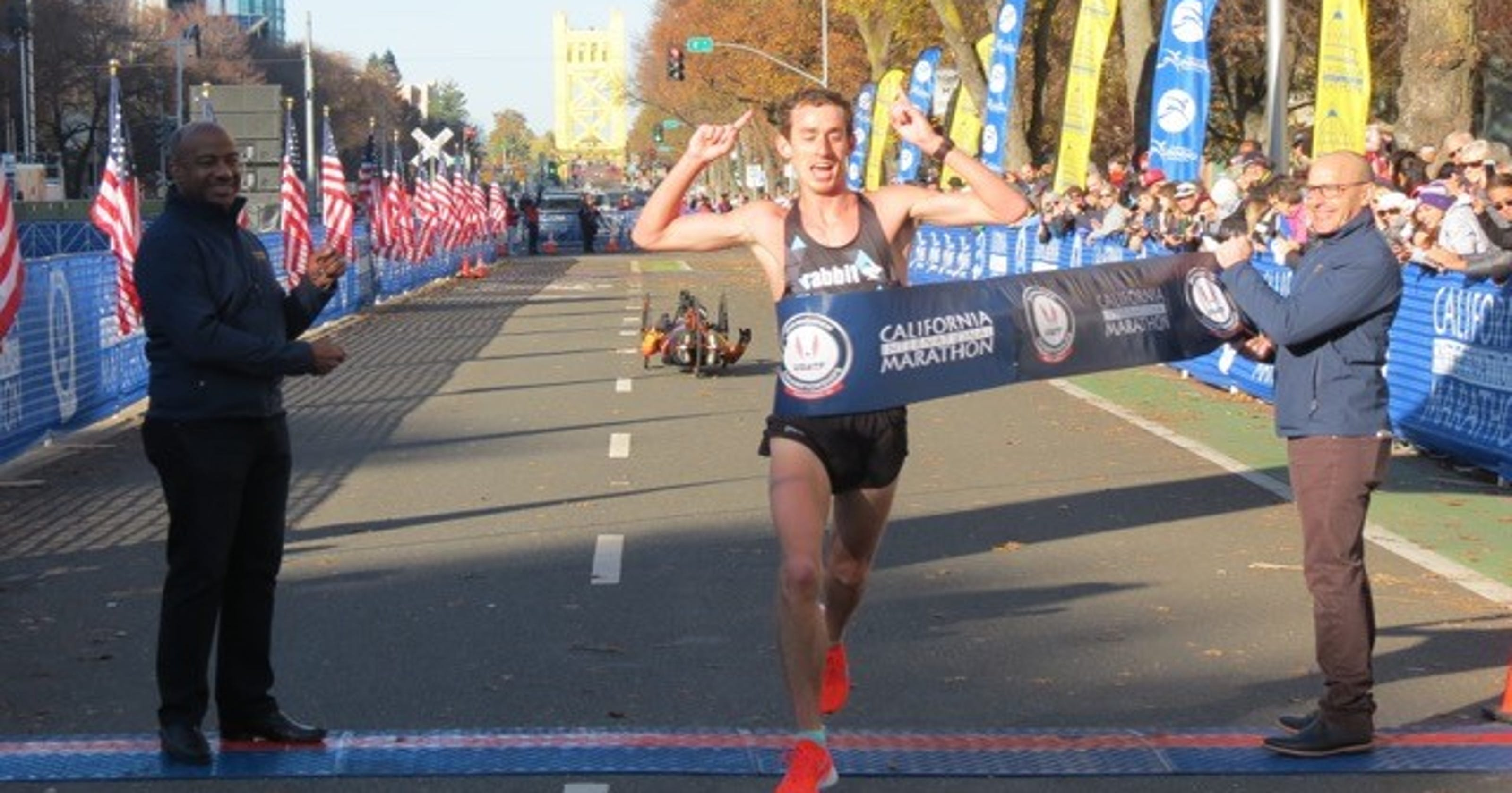 caa9cc4d4339ee Mile posts  Q A with USA Marathon champion