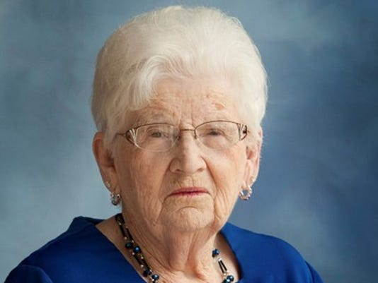 Birthdays: Dorothy Dingmann