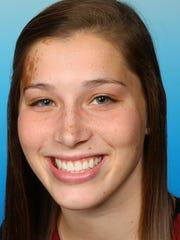 Fairleigh Dickinson basketball player Maddie Comly