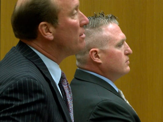 Sheriff's officer sentenced