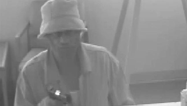 Ocean City police are looking for this man they say attempted to rob an Ocean City bank on Aug. 24, 2016.