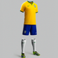 """A document describes one alleged """"scheme"""" involving Brazil's national team and a 1996 deal with an unidentified """"multinational sportswear company headquartered in the United States"""" to be the team's exclusive footwear, apparel and equipment provider."""