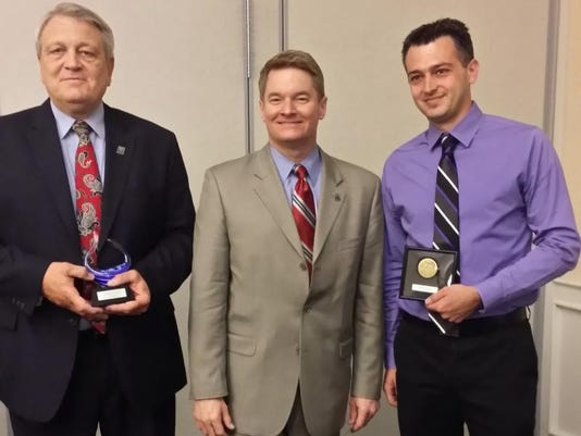 FRE 0606 terra nominees honored