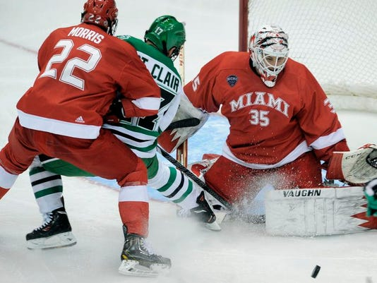 NCHC Tournament Miami N Dakota (2)