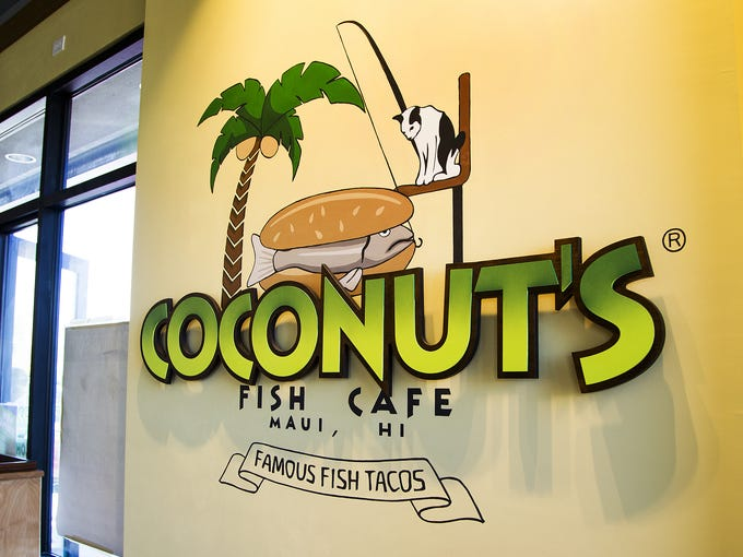 Coconut's Fish Cafe | Get a taste of Hawaii at this