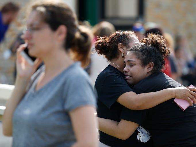 Image result for santa fe school shooting