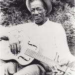 Son House. Photo by Dick Waterman.
