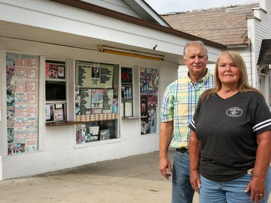 Bob and Susan Hayman have owned Hayman's Dari Bar at the corner of National Road and South High Street in Hebron for the past 31 years. The business has been in the family for 50 years when it opened in 1966. In celebration of its 50th anniversary, Hayman's Dari Bar will serve specials during the Hebron Route 40 Festival September 23-24.
