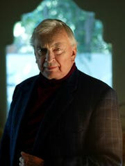 Author Gore Vidal, shown in a 2003 file photo, died
