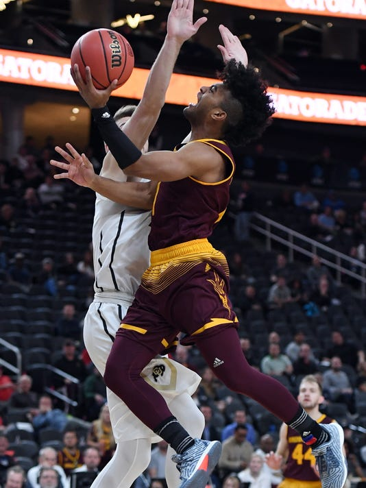 Arizona State v Colorado