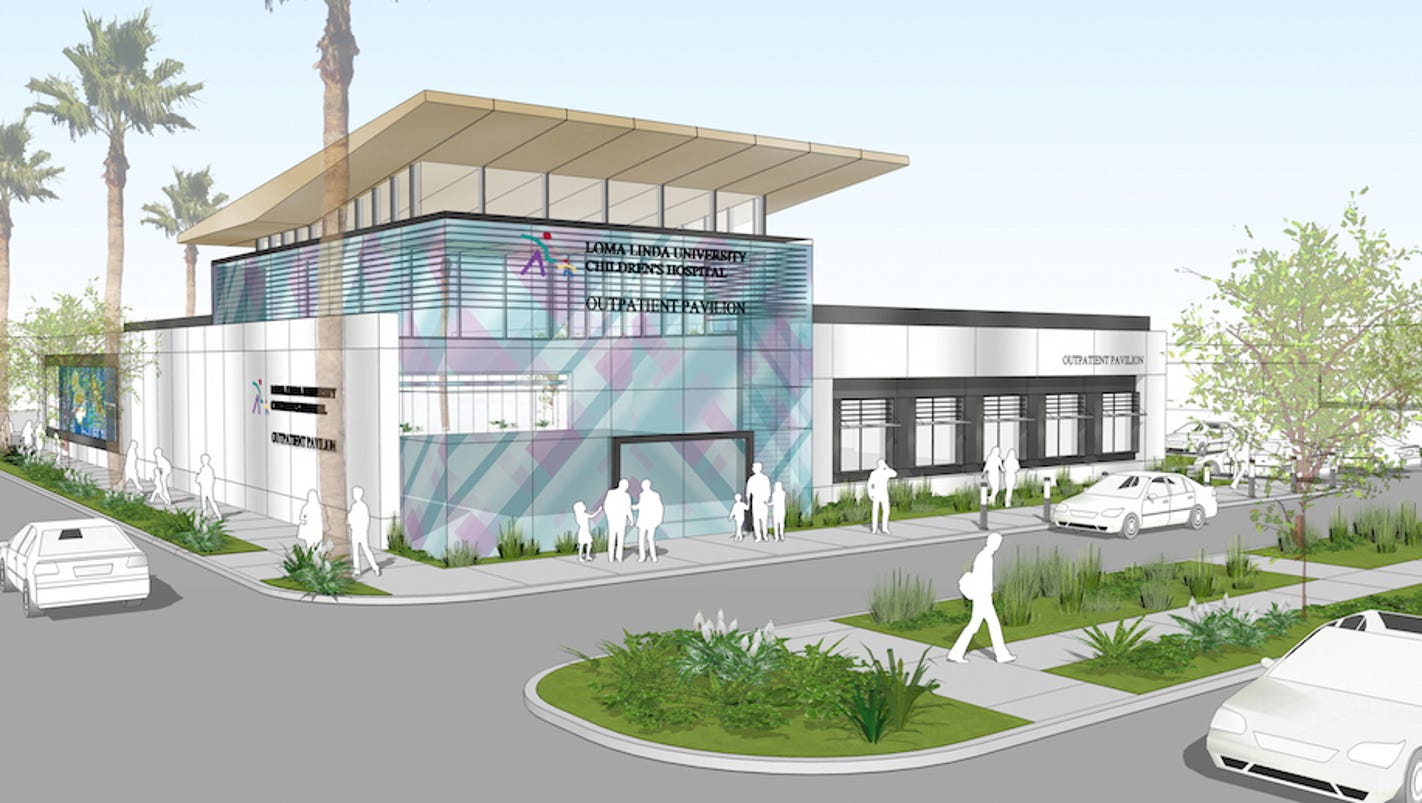 Indio breaks ground on new Loma Linda Children's Hospital