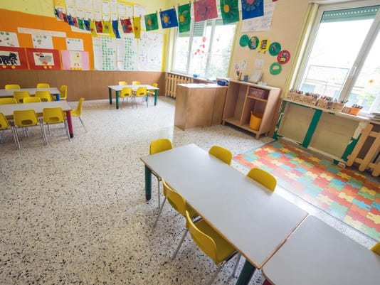 school rooms more