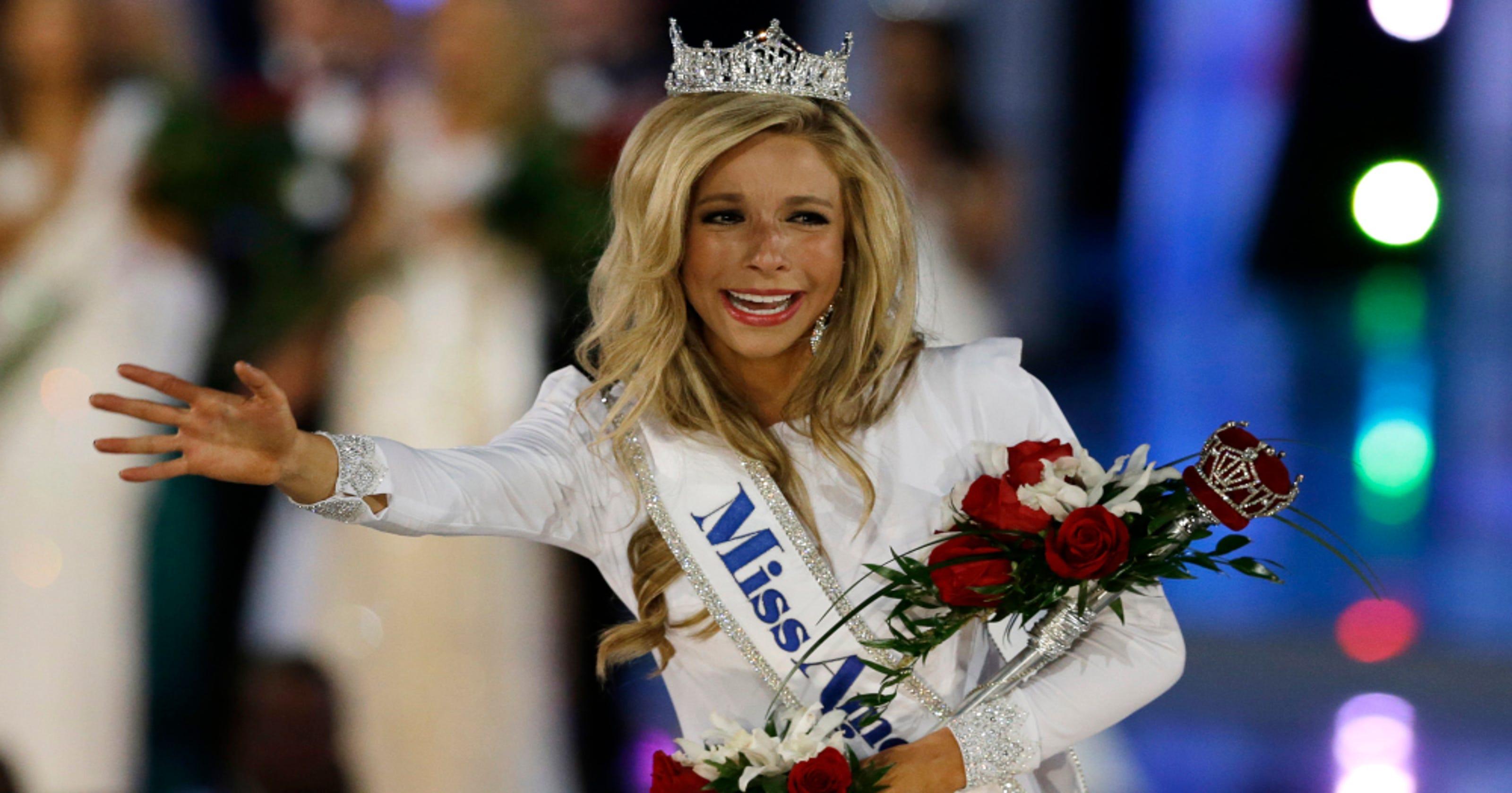 Here she is     Miss America 2015