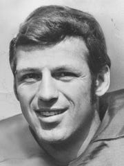 Dick LeBeau when he played for the Lions