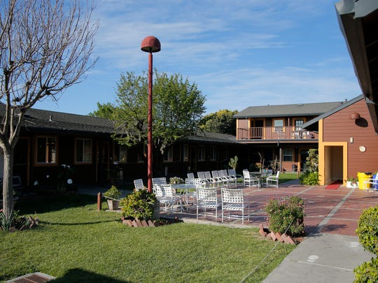 Sun Street Centers' men's residential recovery program is located on Sun Street in Salinas. This 54-bed facility remains 80-100 percent full.