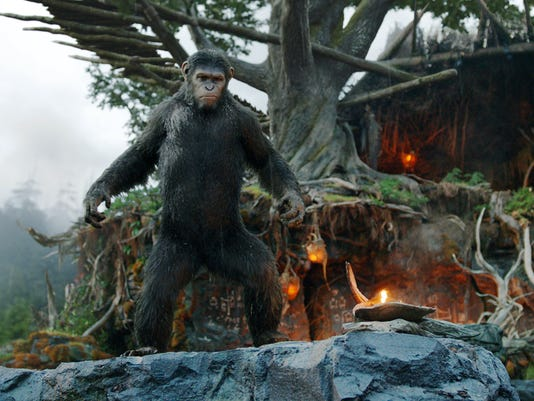 Film Review Dawn of the Planet of the Apes (2)