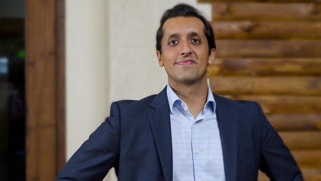 Rishi Jaitly works for Twitter in India as the company's first market director.