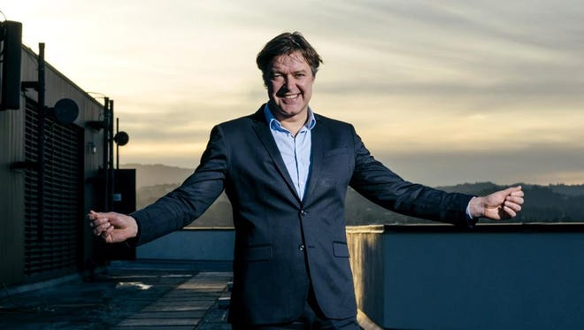 Lars Boilesen, head of Norwegian software company Opera, jumps into emerging markets.