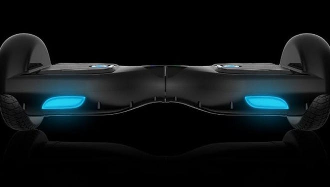 The IO Hawk might be the next personal mobility device whizzing around Silicon Valley.