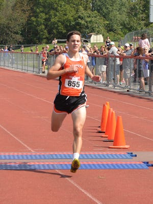 Palmyra High School's Matt Carroll  is one of four Lebanon County runners who will compete in the PIAA Cross Country Championships on Saturday.