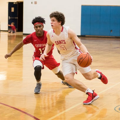 Prep Basketball: St. Clair falls to Lake Shore in OT on senior night, 70-68