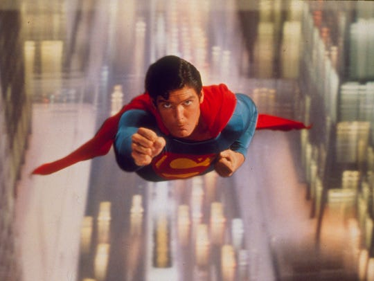 "Christopher Reeve's original 1978 ""Superman"" movies"