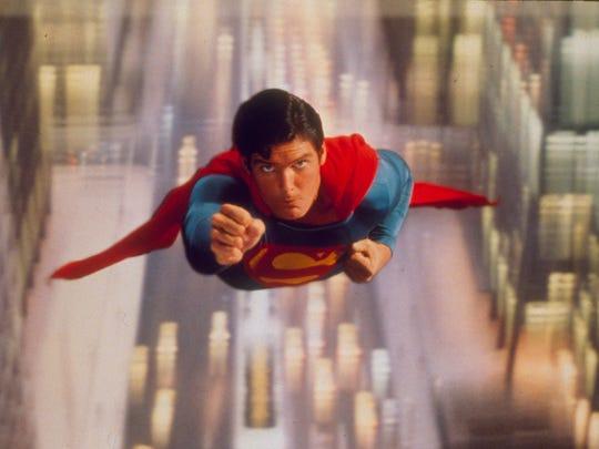 "Christopher Reeve's original 1978 ""Superman"" movies"