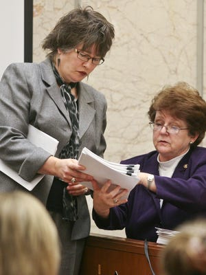 Jacqie Spradling was paid $80,000 to serve as a special prosecutor for the Jacob Ewing case.