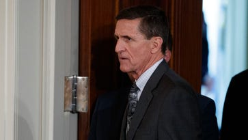 Trump pressed James Comey to close FBI inquiry into former adviser Michael Flynn