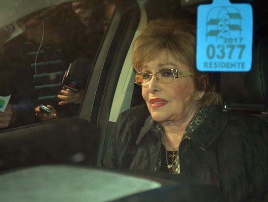 Luz María Aguilar.
