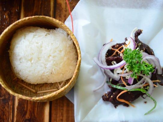 Blossom Cellar Door Highlights Thai Lao Food Beer