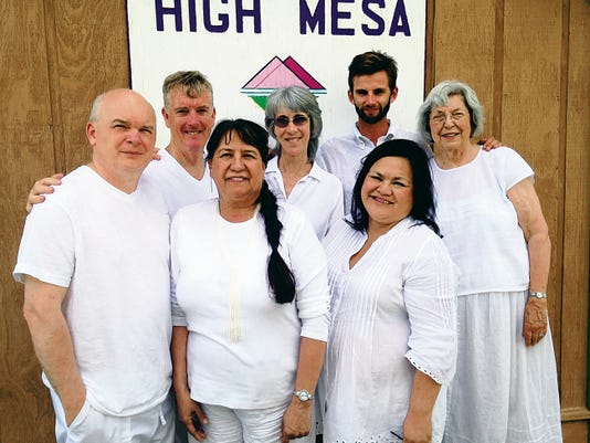 Guests travel to High Mesa Healing Center for healing instead of seeking traditional modalities.