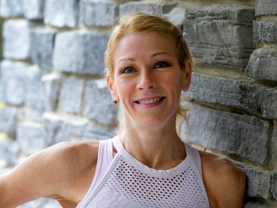 Christine Conti of Brick, owner of Conti Fitness and