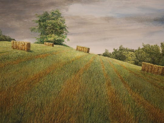 First Cutting, 2004, George Weymouth