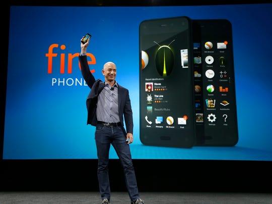 AP Amazon Smartphone