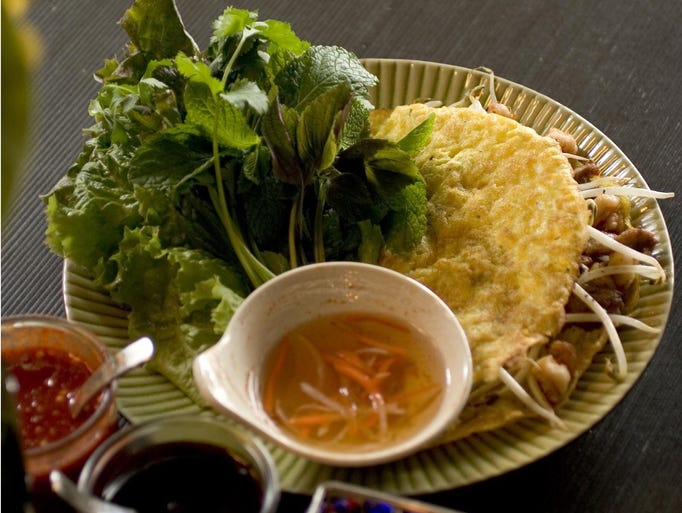 Cyclo Vietnamese Cuisine | A cold lager or unoaked