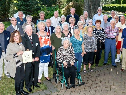 bhs 1950 65th reunion