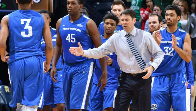 Mastodons coach Jon Coffman says expectations remain high for Fort Wayne despite roster losses.