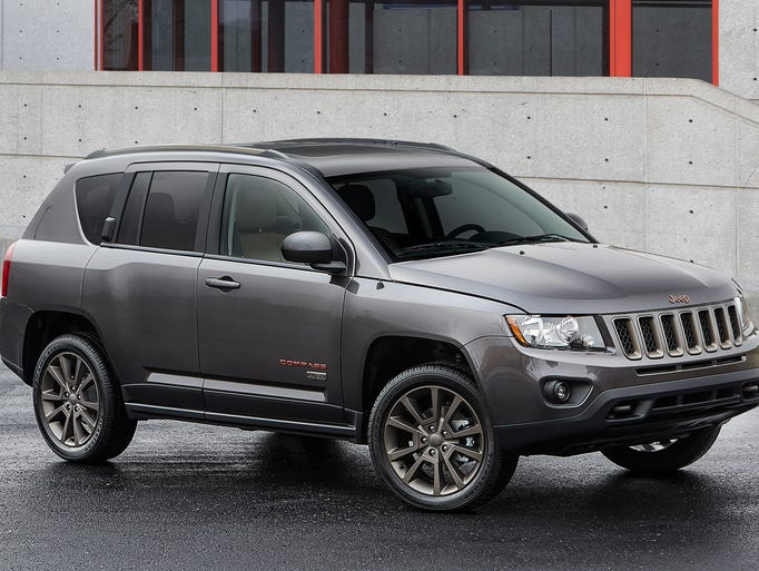 Every model in Jeep's 2016 model-year — from the outgoing