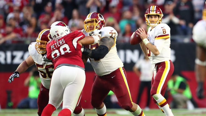 Can the Cardinals get to Kirk Cousins on Sunday?
